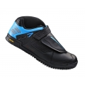 Shimano AM7 MTB Shoes Black/Blue